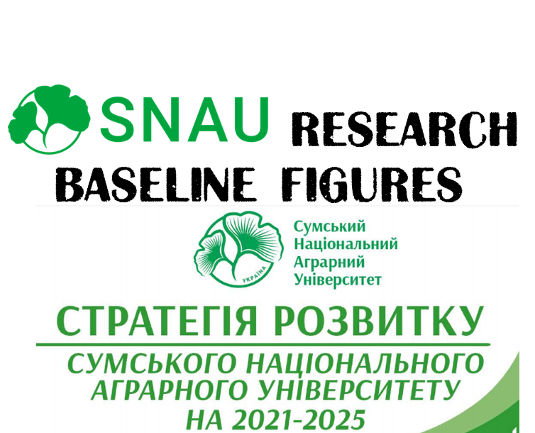 Стартові позиції щодо імплементації стратегії розвитку СНАУ у частині наукової роботи